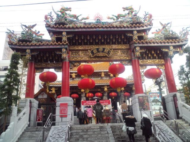 箱根湯本で過ごす年末。